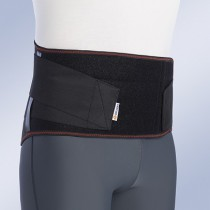 Textile back support T-421 1