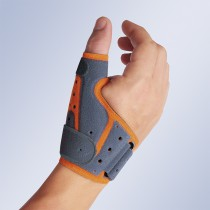 Thumb immobilizing splint M770 1