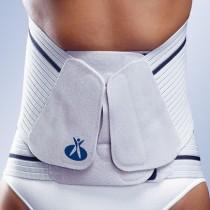 Textile back support EV-100